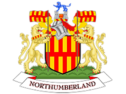 Northumberland Coat of Arms